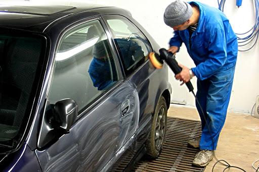 фото подготовки авто