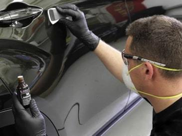 фото керамическое покрытие авто