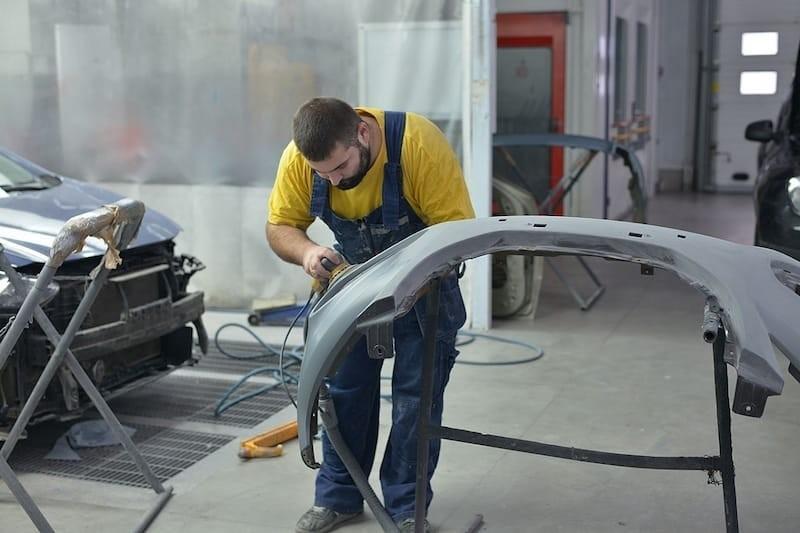 фото ремонт бамперов в смоленске